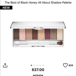 CLINIQUE-THE BEST OF BLACK HONEY SHADOW PALETTE